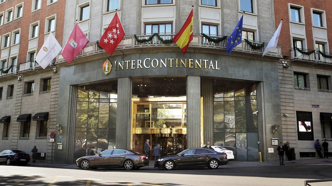"""ABB technologijos """"InterContinental"""" viešbučio Madride energijos suvartojimą sumažina 40 procentų"""