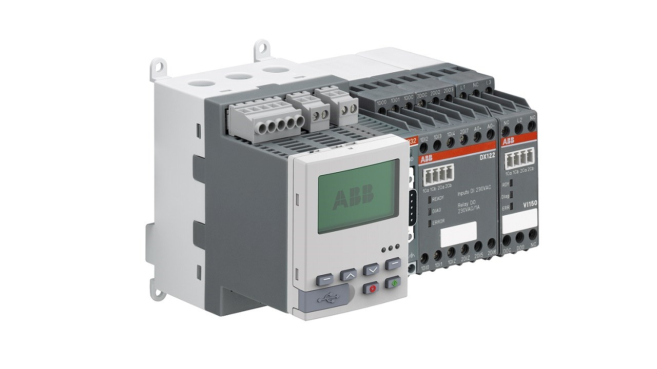 New software for ABB Universal Motor Controller for faster and easier device configuration