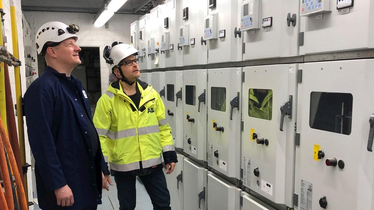 ABB:s elförsörjningssystem förbättrar säkerhet och tillförlitlighet i finskt sockerraffinaderi