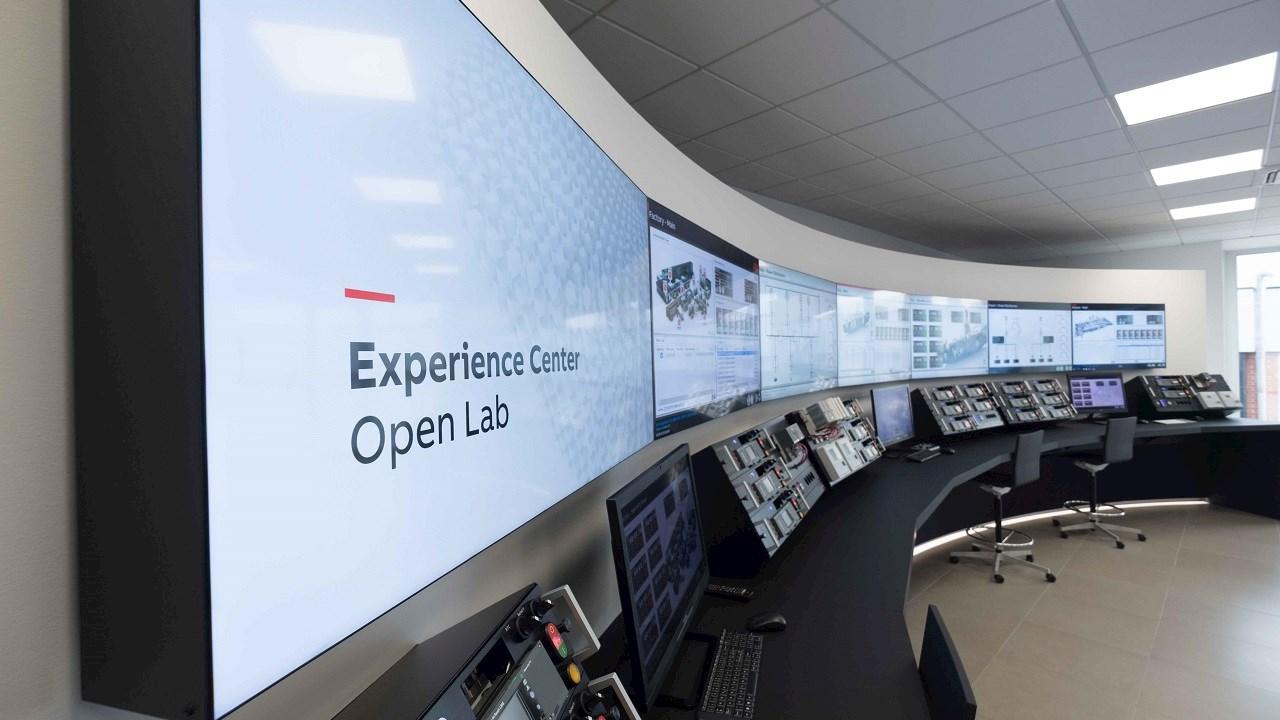 Il nuovo Customer Experience Center conferma la leadership digitale di ABB
