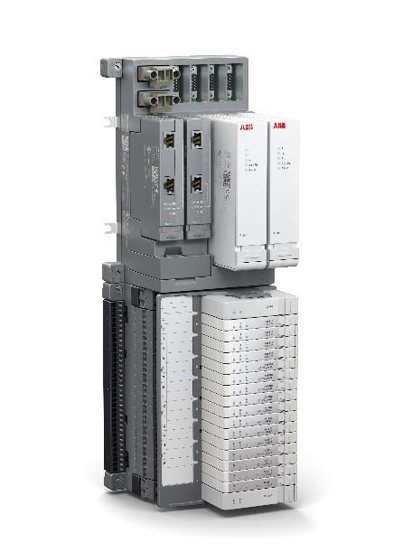 Select I/O: Modulare, Single Channel Ethernet I/O Lösung, die mithilfe von digitalem Rangieren in die Architektur von ABB Ability™ System 800xA eingebunden wird.