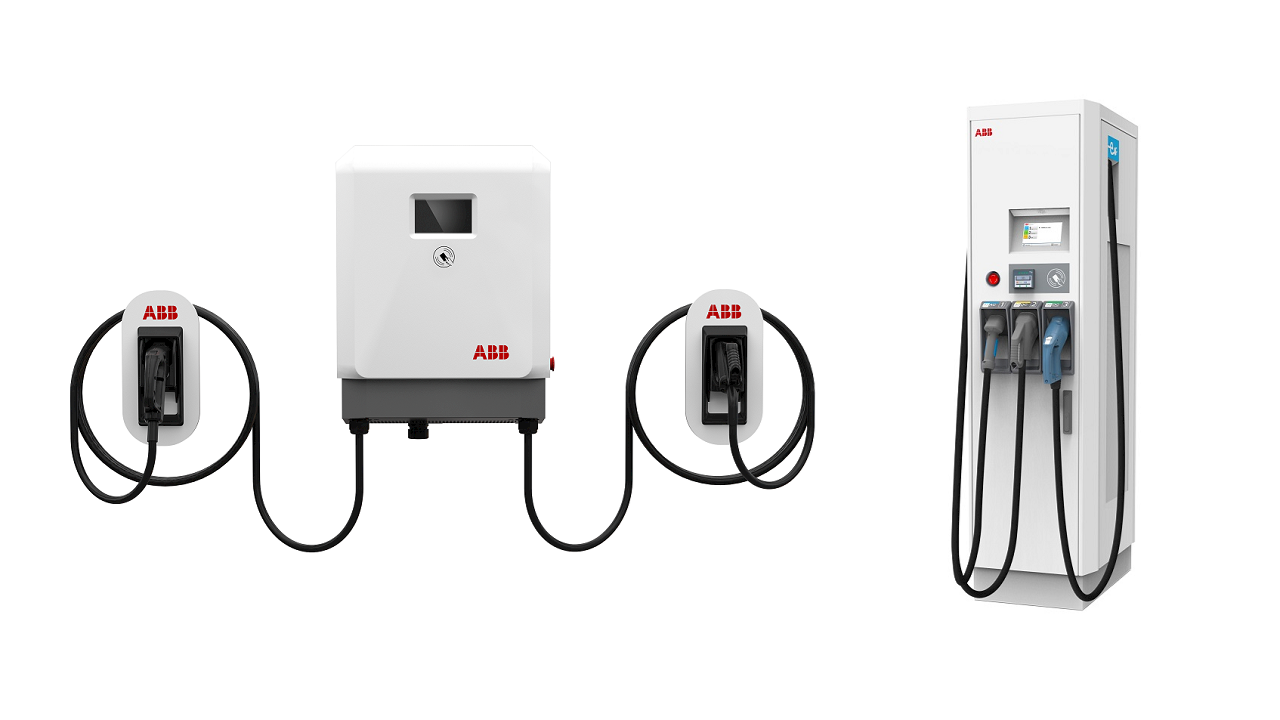 ABB drives future for German e-mobility with expanded charging portfolio