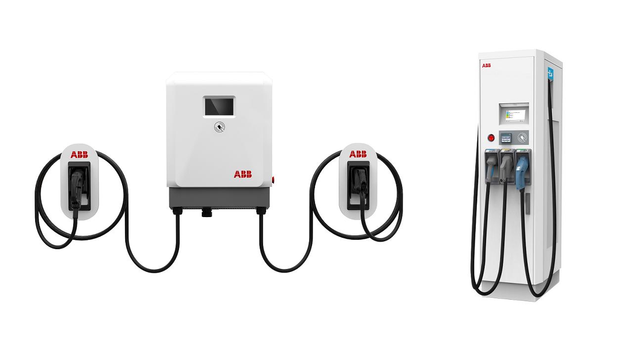 АББ задвижва бъдещето на Германската електрическа мобилност с разширено портфолио от зарядни решения