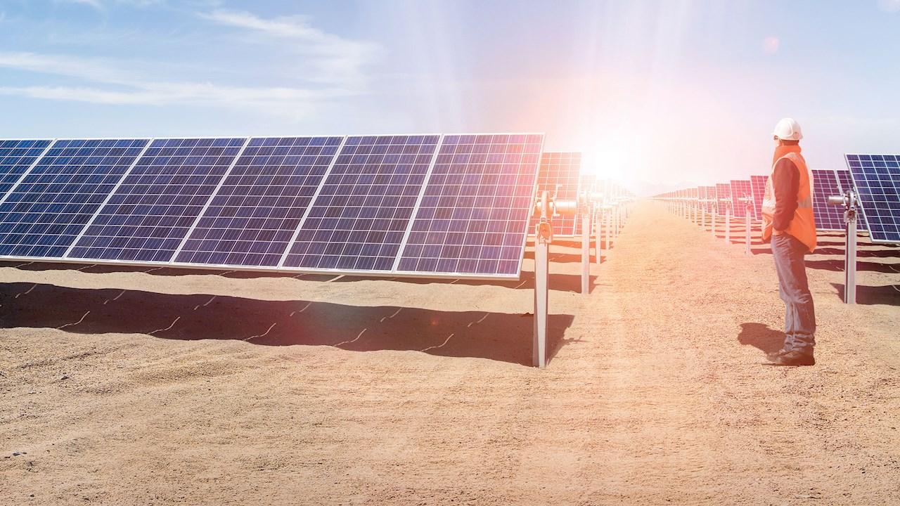 ABB's award-winning solar inverter is showcased in North America