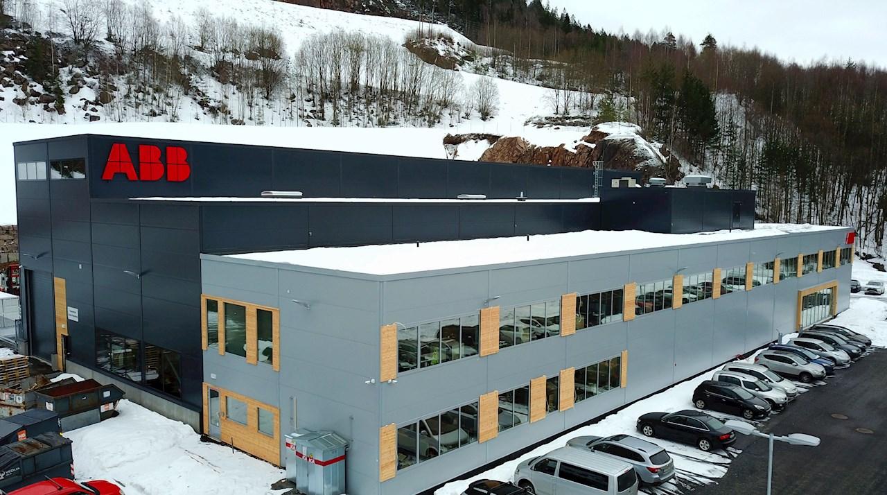 ABBs nye servicesenter for transformatorer og høyspenningsprodukter bidrar til å styrke forsyningssikkerheten i Norge
