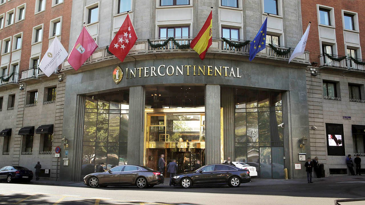 InterContinental Hotel deploys ABB technology to cut energy usage by 40 percent