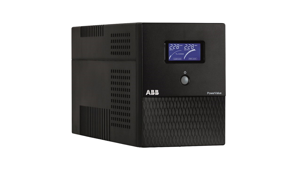 ABB launches UPS devices for desktop and entry-level network applications