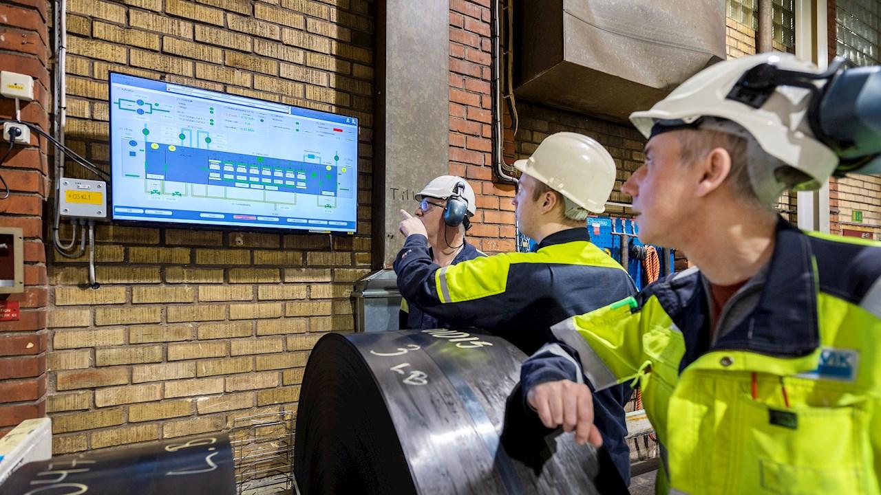 Lyckat samarbete ger ökad produktivitet hos Sandvik Materials Technology