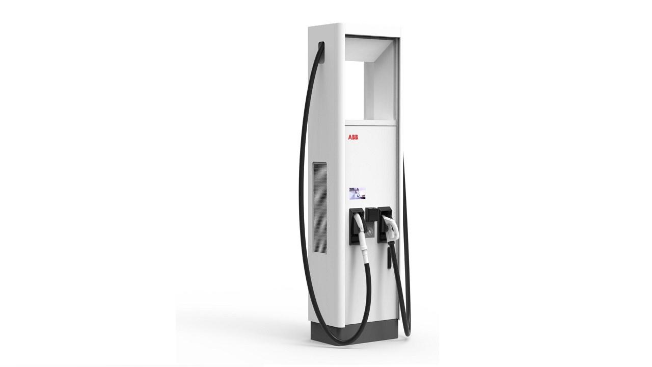 ABB EV charger