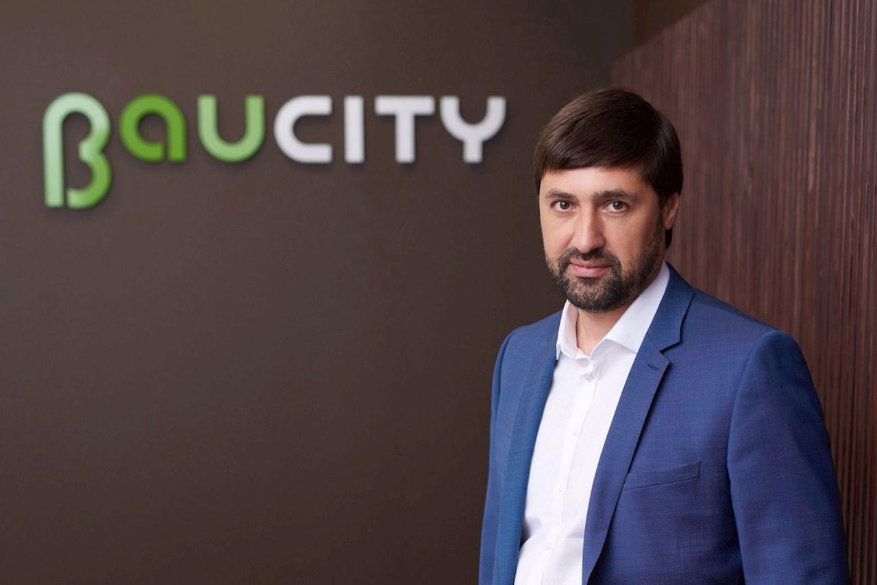 Кирилл Сиволобов, соучредитель Bau City Development, генеральный директор BauHaus