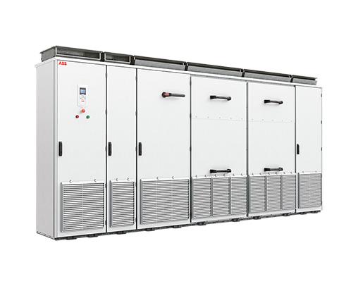 ABB:n PVS800-57B-keskusinvertteri vastaa verkkoyhtiöiden vaatimuksiin ja soveltuu monenlaisiin verkkoihin.