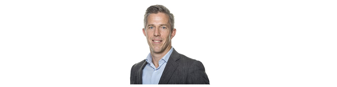 Fredrik Ribba, projektledare för Elfack på ABB.