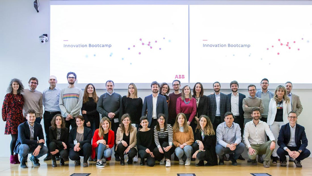 Innovation Bootcamp di ABB