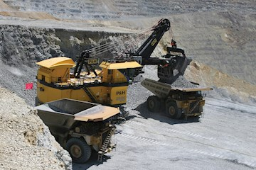 Komatsu selects ABB for 100th AC multidrive order for open-pit shovels