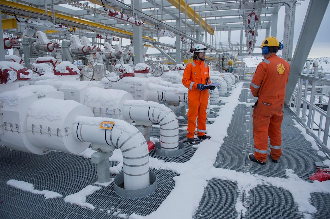 ABB og Shell fortsetter et langvarig samarbeid på Nyhamna og Ormen Lange-feltet