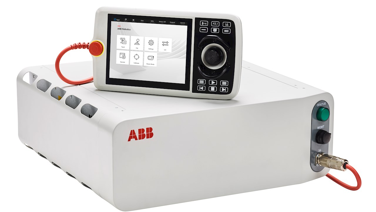 ABB's OmniCore™ robot controller nominated for prestigious IERA innovation award