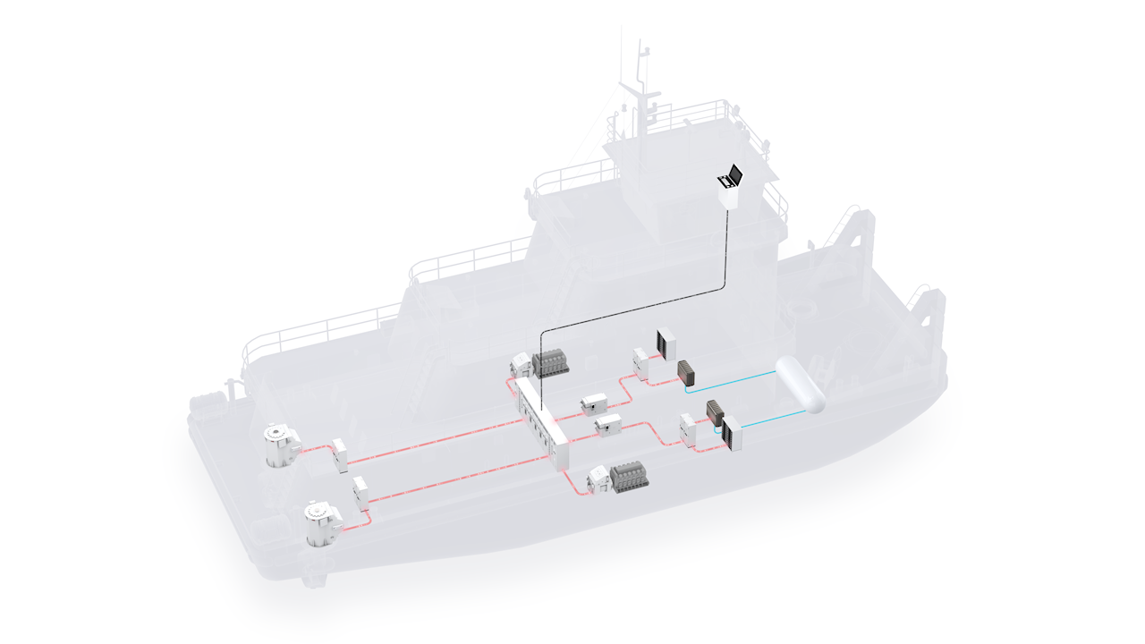 Abb To Enable World S First Hydrogen Powered River Vessel
