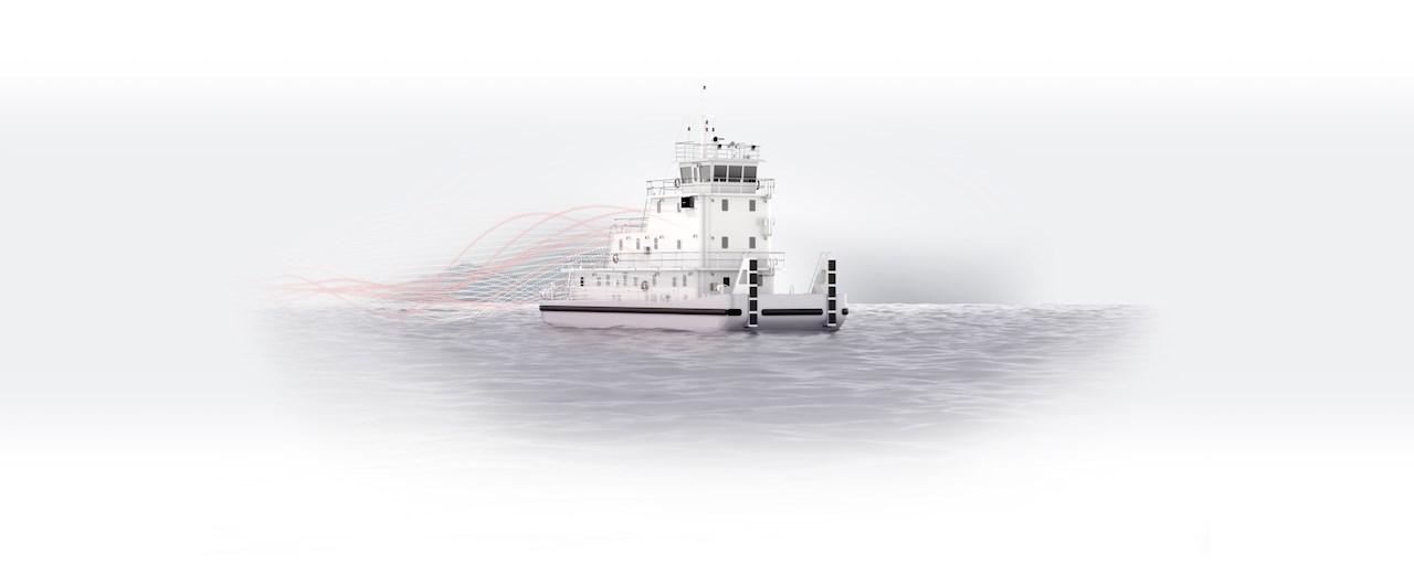 ABB leverer kraft- og fremdriftsløsning til verdens første hydrogenbaserte elvebåt