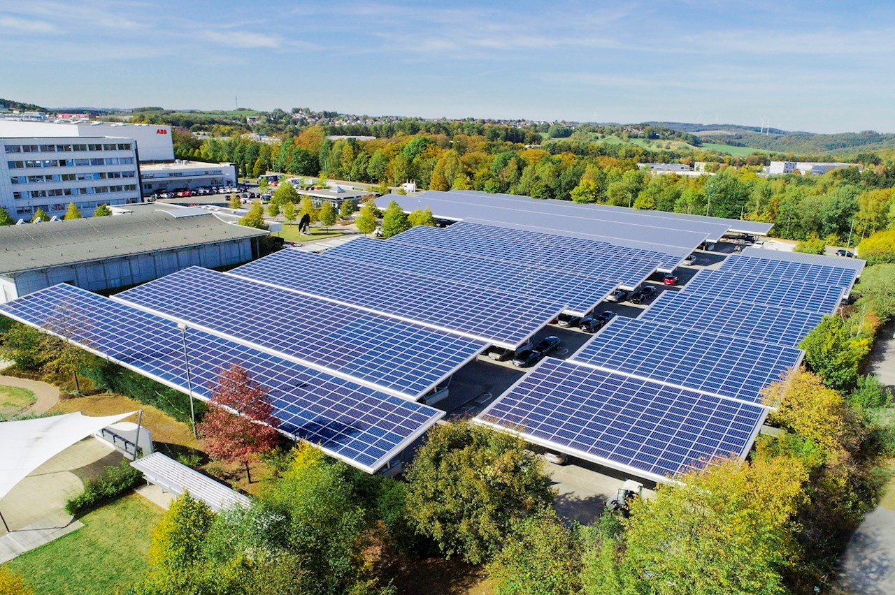 'Mission to Zero' sustainably powered factory project in Lüdenscheid, Germany