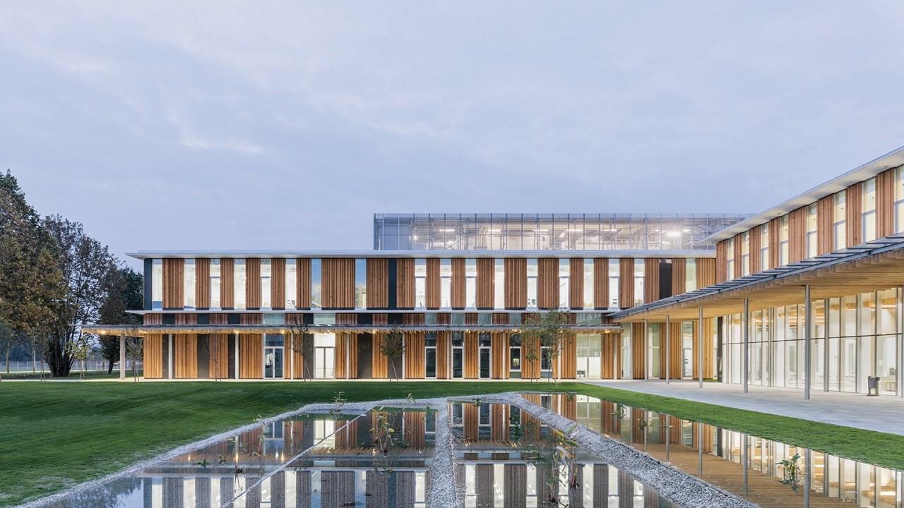 ABB elektrifikacijos sprendimai Milano universitetui