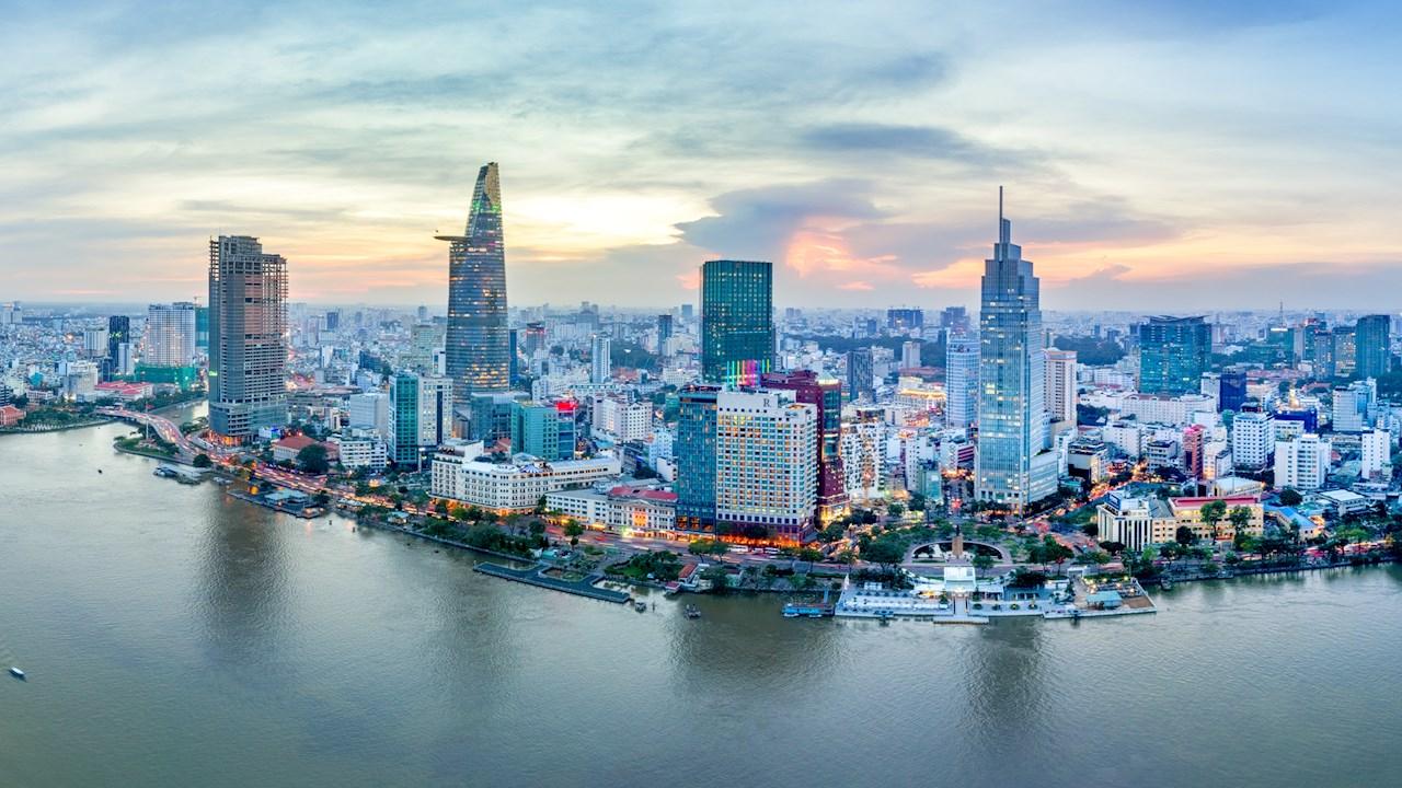 Con la crescita di Ho Chi Minh City aumenta la necessità di una soluzione sostenibile per le perdite d'acqua