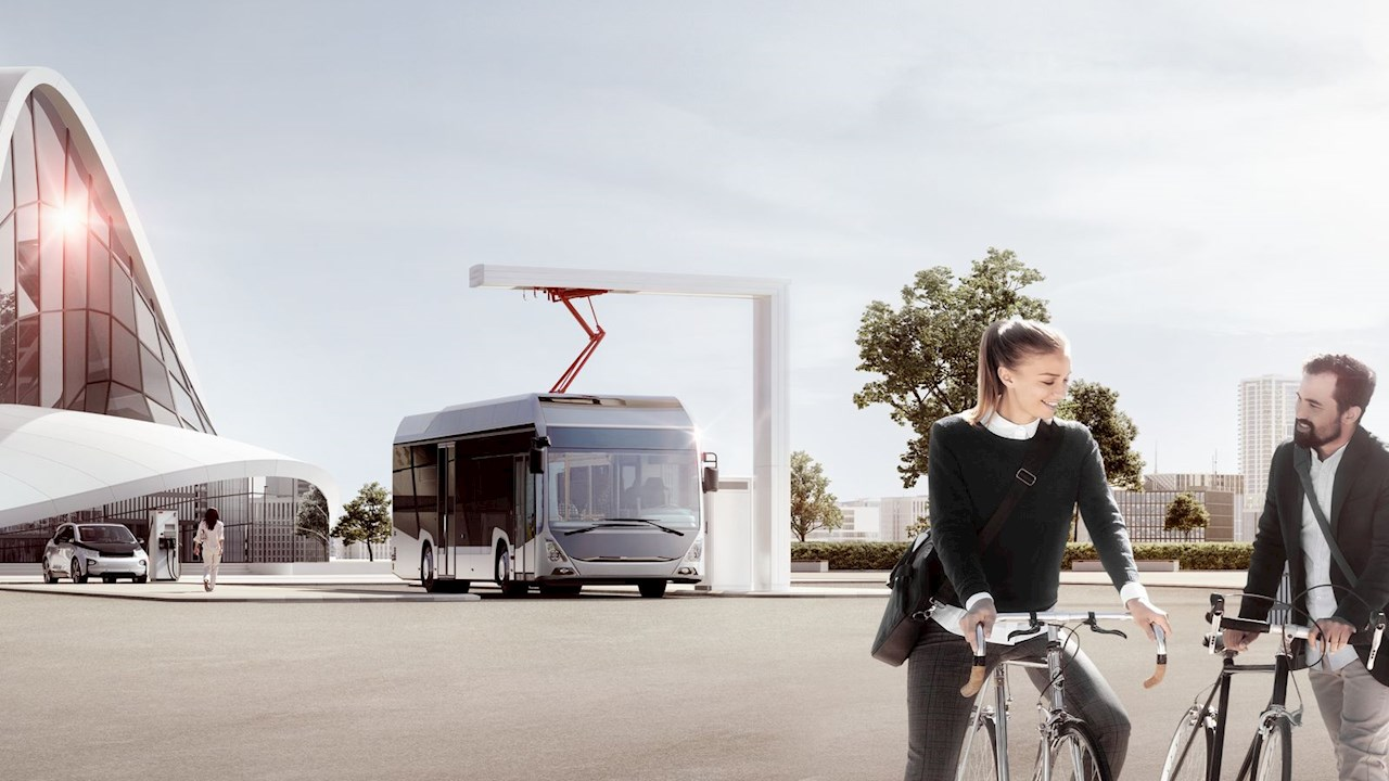 ABB at UITP Global Transport Summit 2019: A leader in greener transport