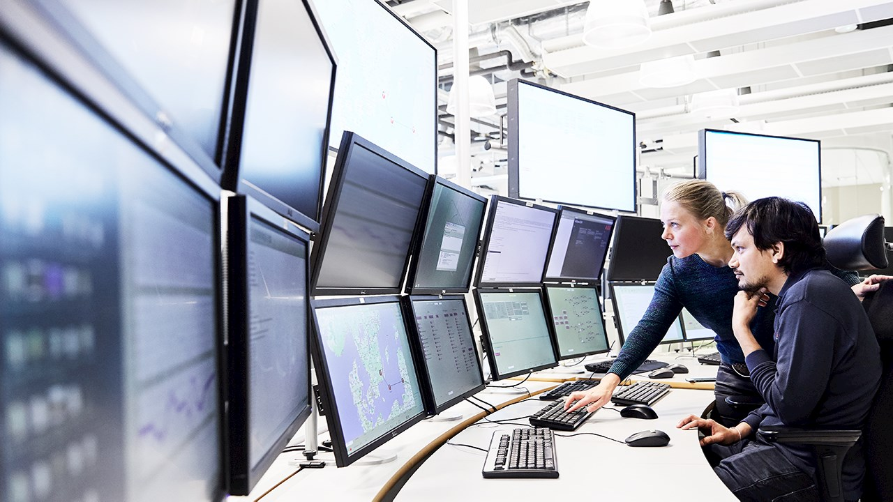 ABB University control systems on-line training