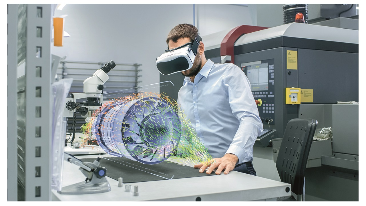 01 ABB's latest simulation software uses computational fluid dynamics to capture the effects of turbulence, radiation and buoyancy, as well as the effects of geometrical details.
