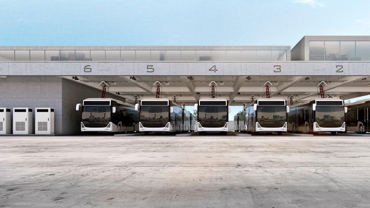 ABB erweitert E-Bus-Ladeportfolio um automatisierten Stromabnehmer