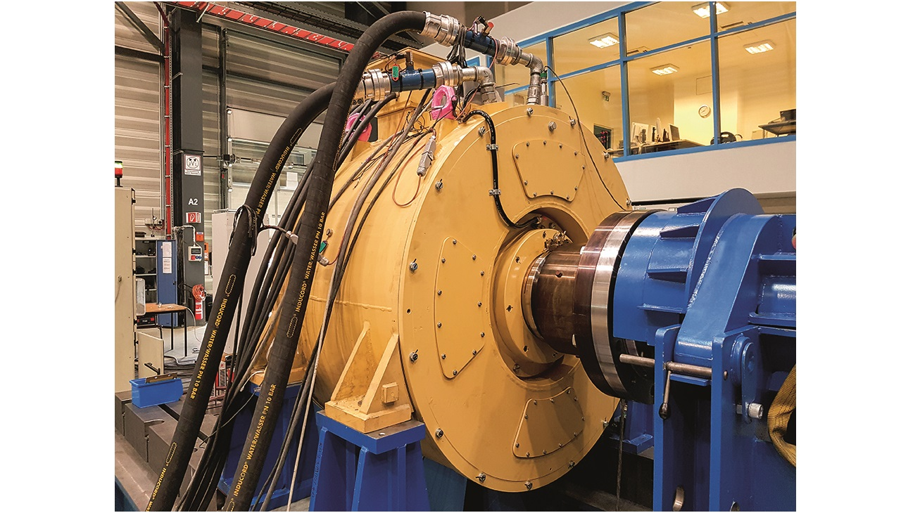 01 Extending condition monitoring and predictive maintenance capabilities on rotating machines to less-critical equipment in a cost-effective way allows customers to run their plants more efficiently.