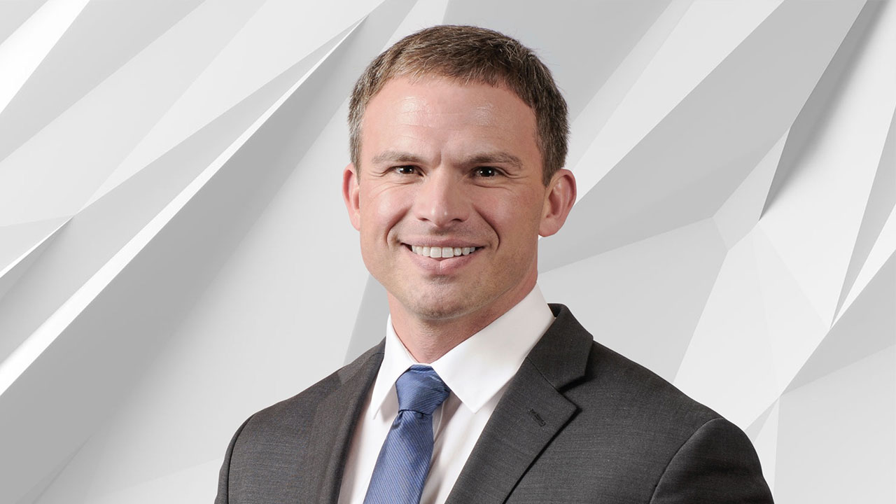 Jesse Henson, head of ABB's Industrial Motor Business in the U.S.