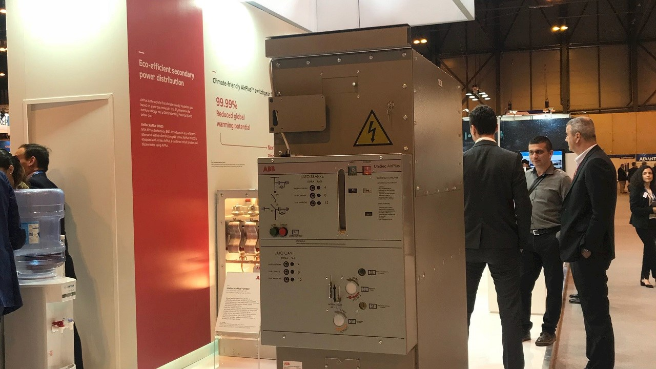 ABB unveils innovations in the eco-efficient medium-voltage portfolio at CIRED 2019