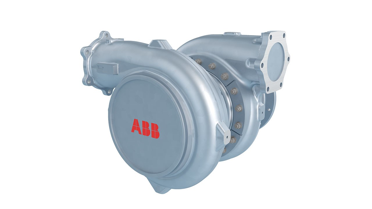 ABB pushes ratio boundaries with the launch of new A200-H turbocharger