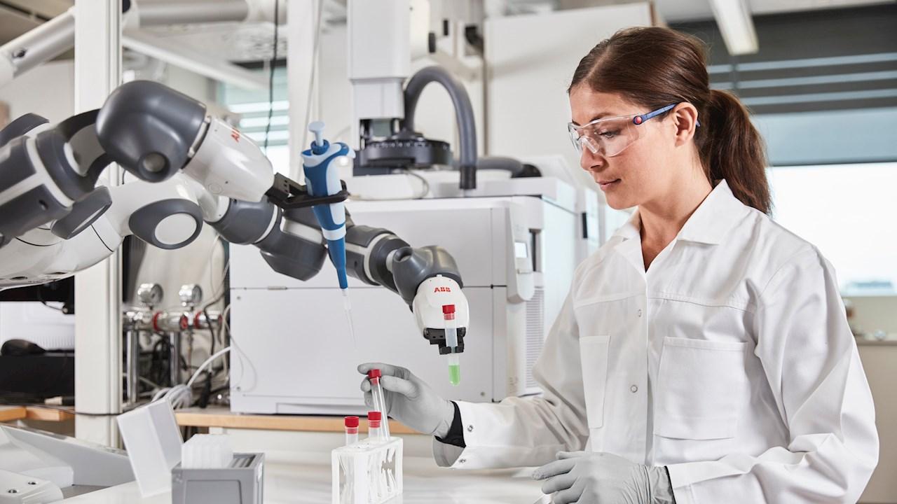 ABB Robotics entwickelt Lösungen für das Gesundheitswesen der Zukunft