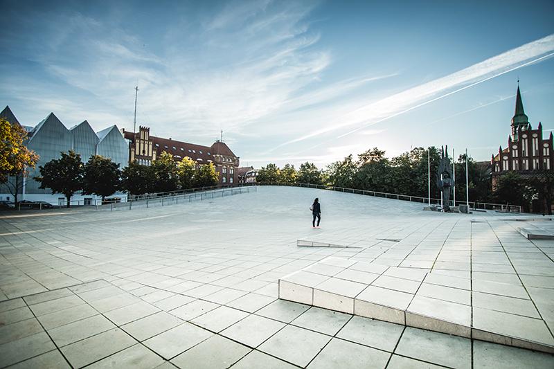 Muzeum Narodowe w Szczecinie - Centrum Dialogu Przełomy. Fot. Michał Wojtarowicz (Muzeum Narodowe w Szczecinie)