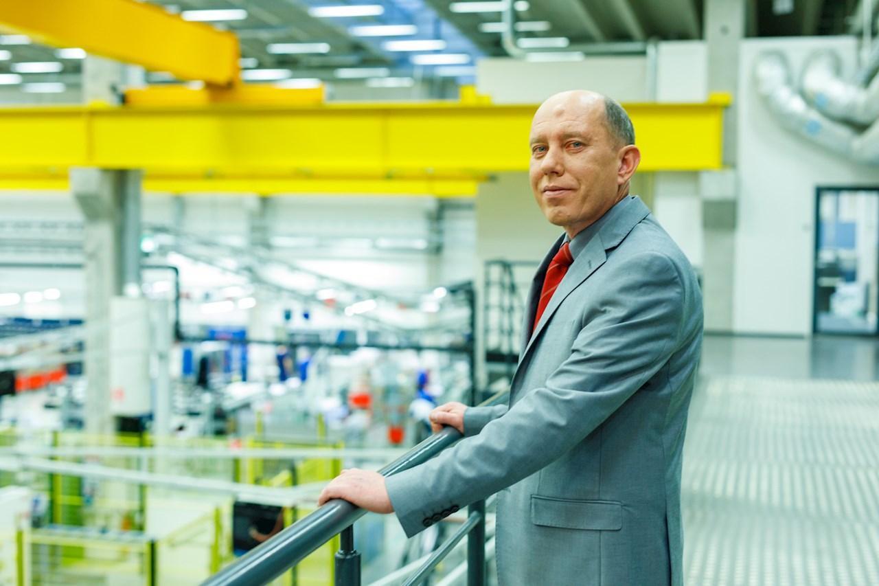 ABB tööstuse ja energiatootmise üksuse müügijuht Mart Tuuling