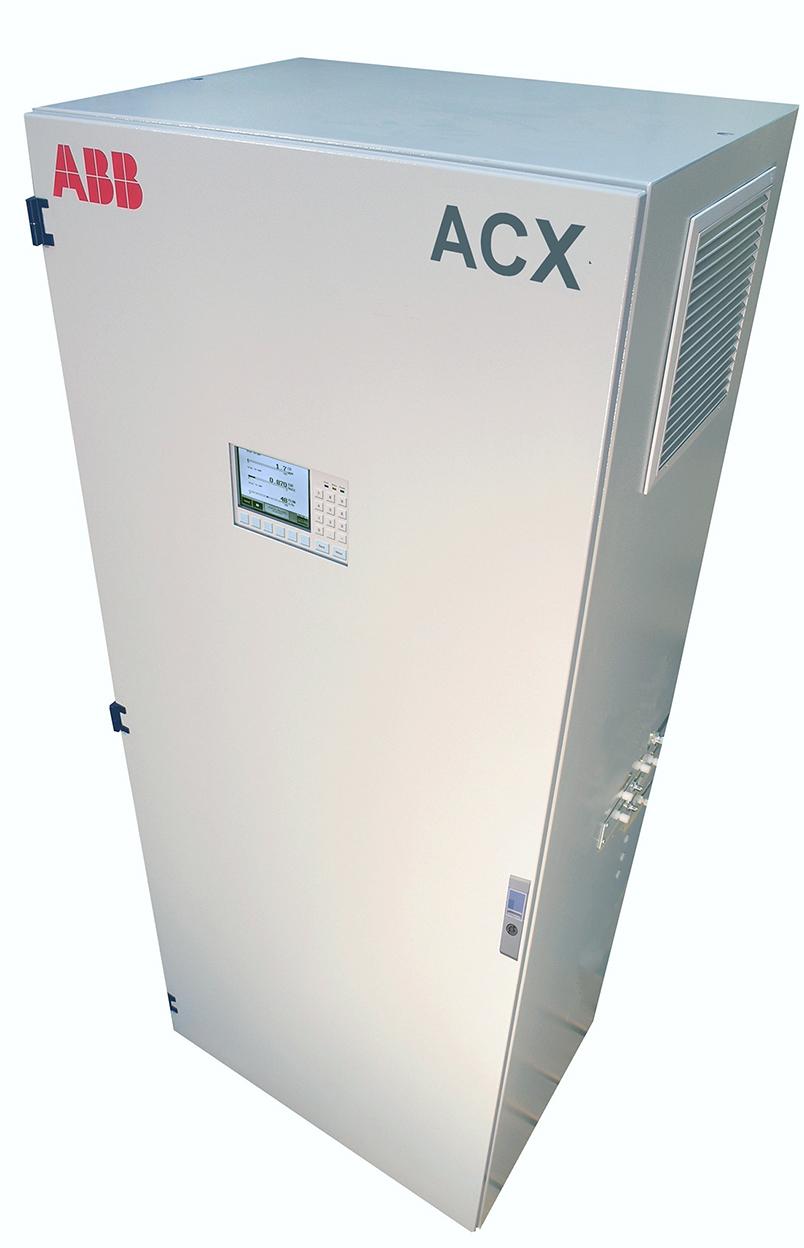 Gaasianalüsaatorid ACX