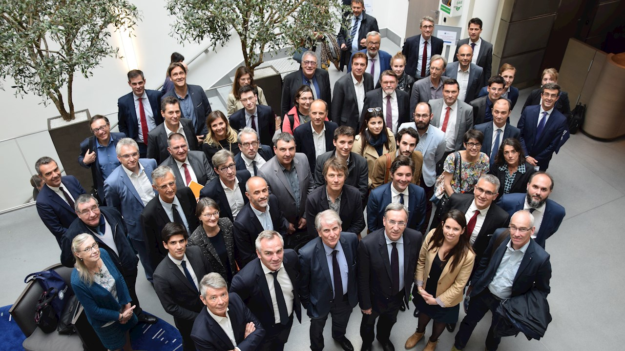 ABB signe avec la Métropole du Grand Paris le « Pacte pour une logistique métropolitaine »