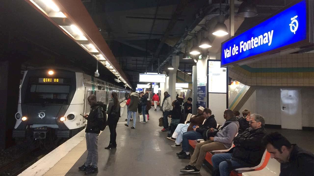 ABB équipe un démonstrateur du réseau de la RATP