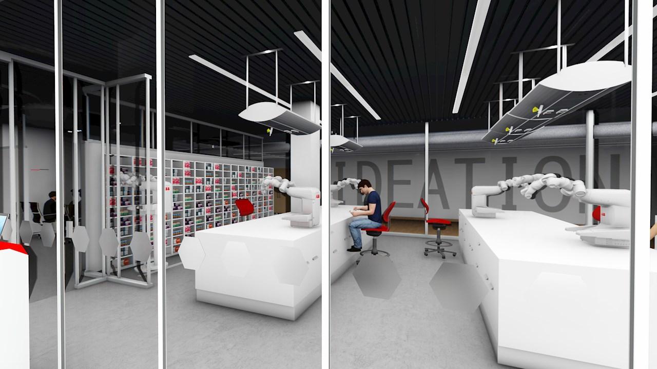 ABB Robotics ontwikkelt oplossingen voor het ziekenhuis van de toekomst