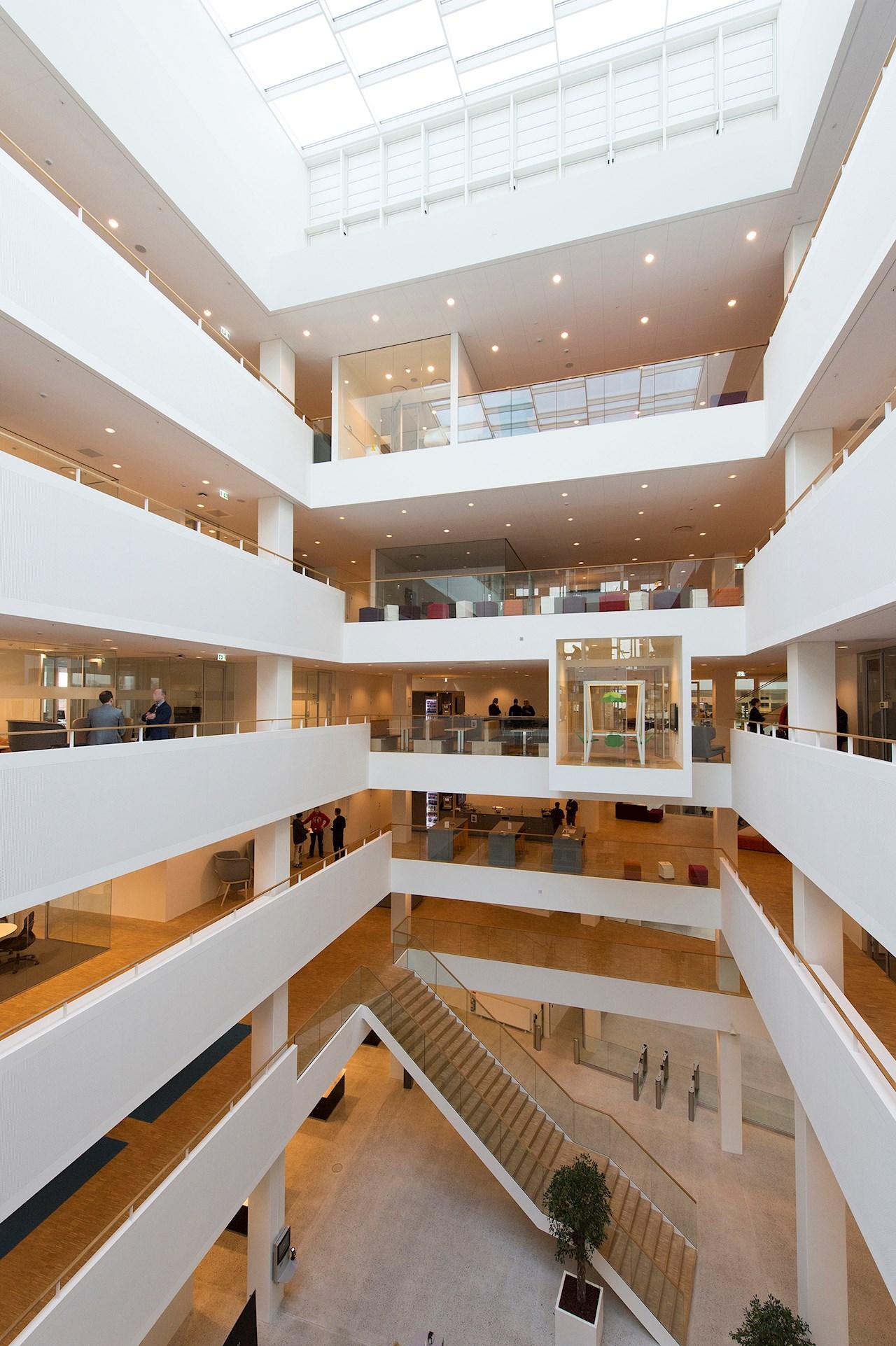 Здание Microsoft в Дании