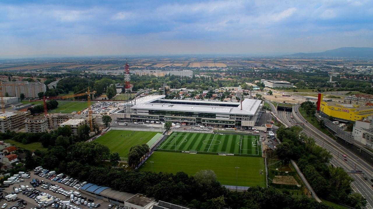 Generali Arena en Viena, Austria