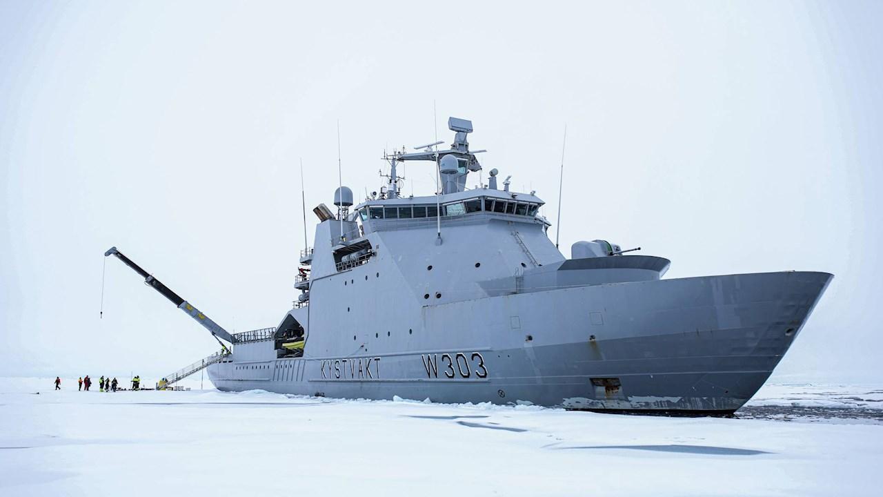 ABB Azipod® bringt Schiffsantriebe zum Nordpol und darüber hinaus