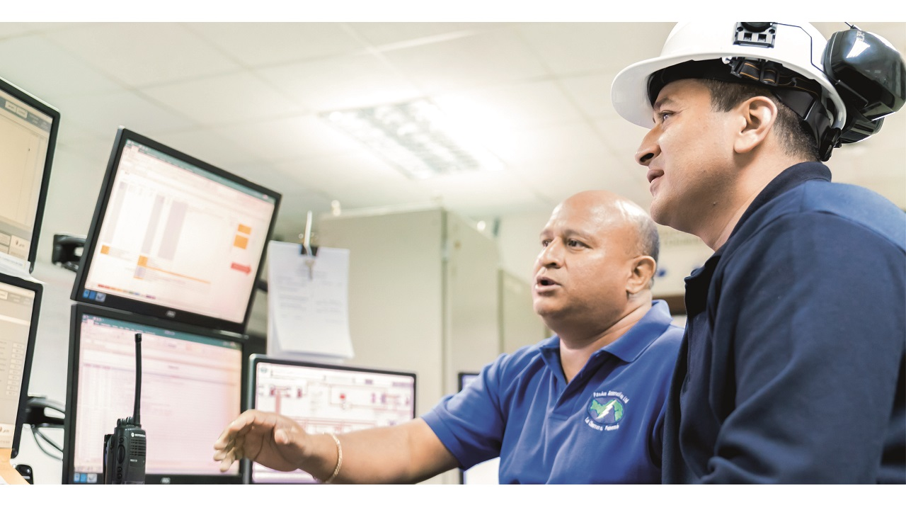 01 DIAS helps operators to diagnose disturbances and alarm floods in modern process industry control rooms.