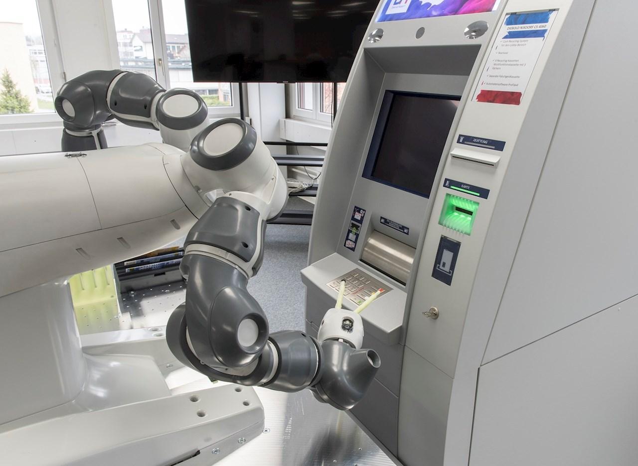 YuMi® színrelépésével az ATM-szoftverek ellenőrzésének sebessége és megbízhatósága drámai mértékben javult.