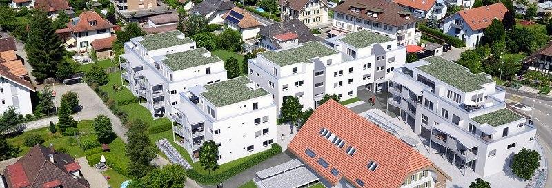 bonacasa-Wohnungen in Utzenstorf