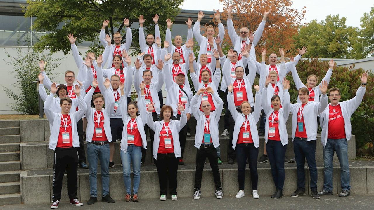Special Olympics: Helfende Hände und viel Freude bei den Offenen Sportspielen