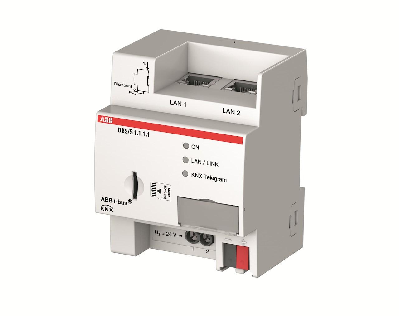 ABB i-bus® KNX IoT Dashboard.
