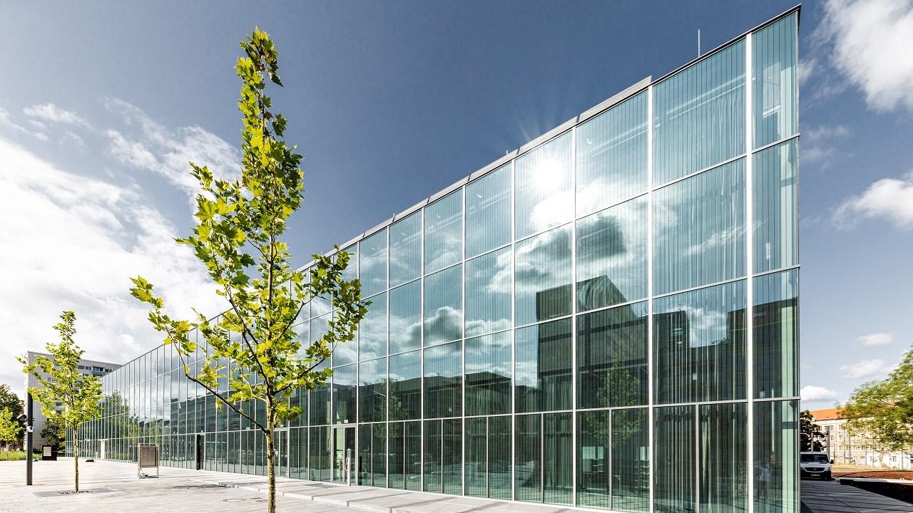 ABB smart technology puts prestigious Bauhaus art in the right light at the new Bauhaus museum