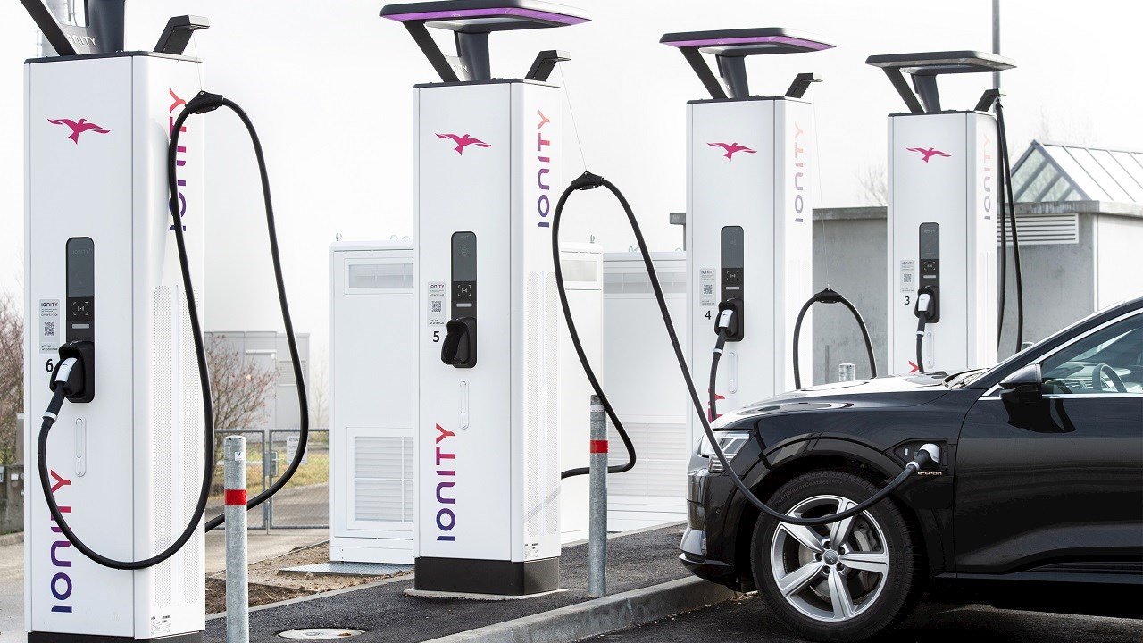 ABB selected by IONITY for second phase of European charging network expansion